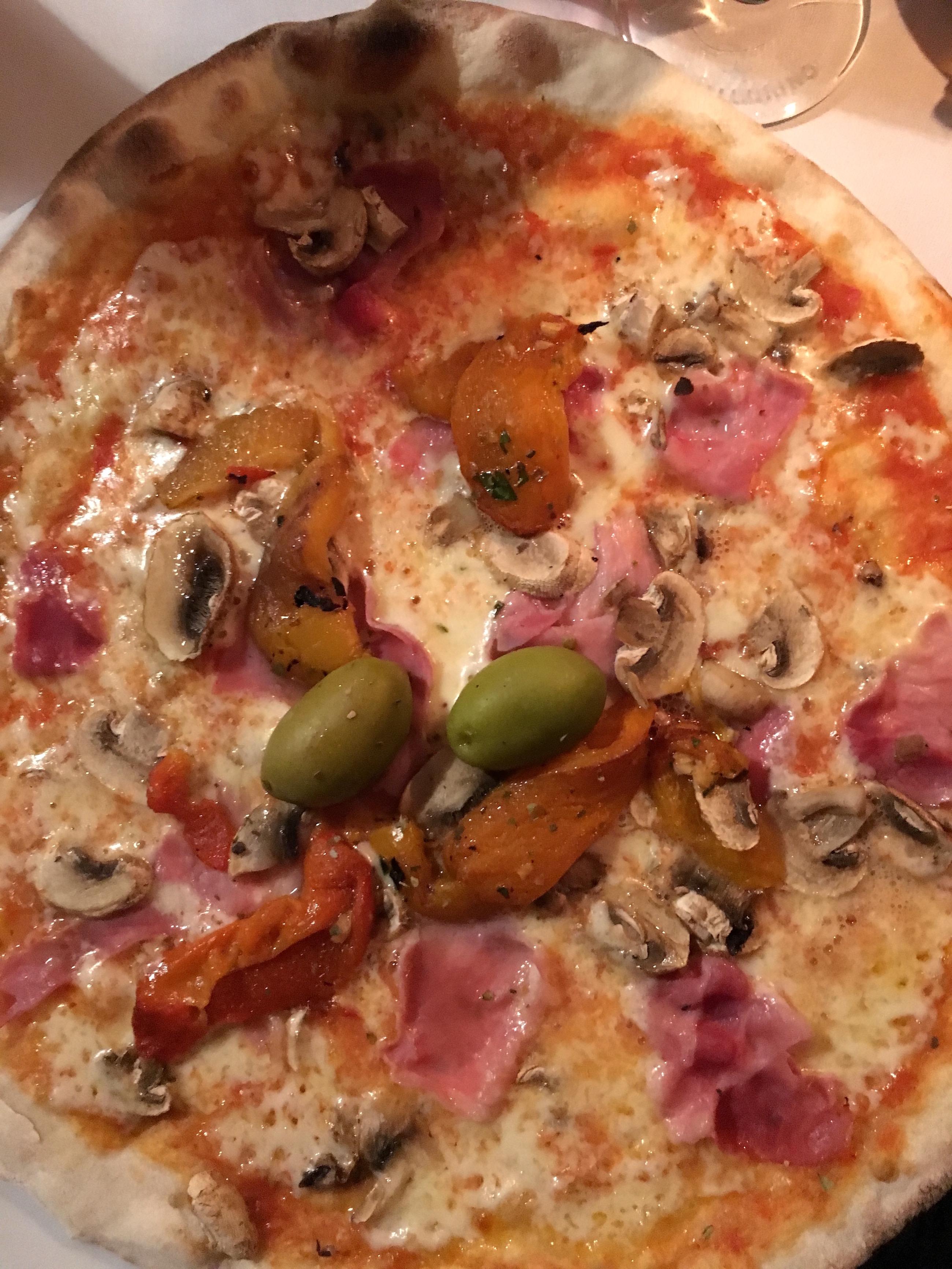 pizzeria corallo