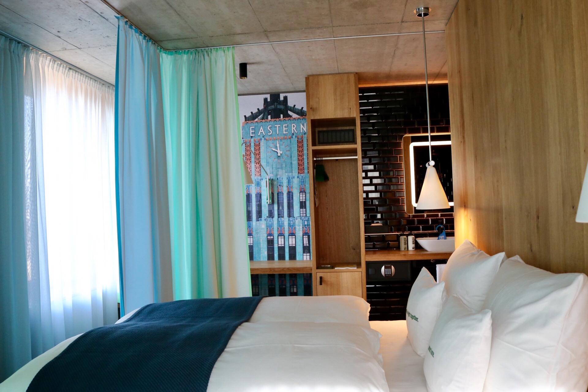 25 hours hotels zurich langstrasse for Designhotel 25hours