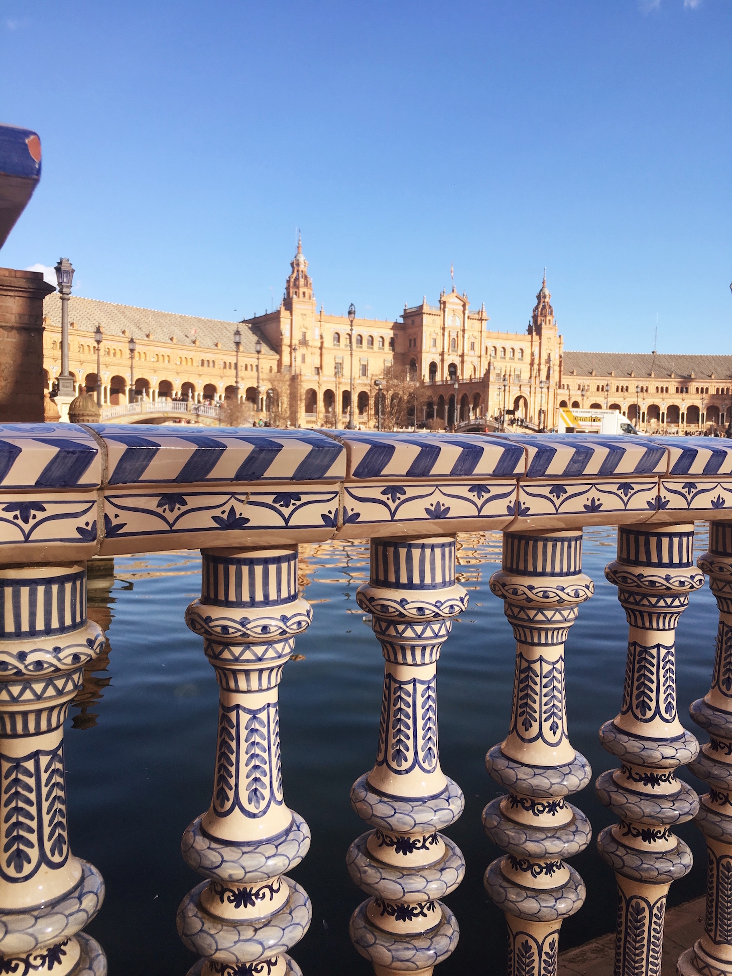 Virtually Traveling to Seville