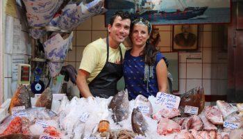 market heraklion